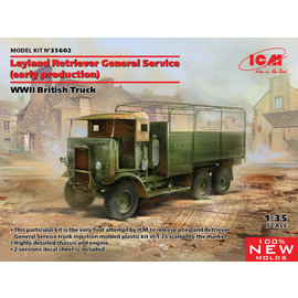 ICM ICM - Leyland Retriever General Service (early production) - 1:35