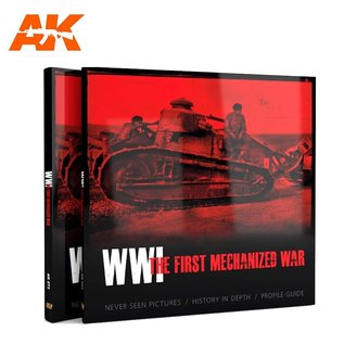 AK Interactive WWI The first mechanized war