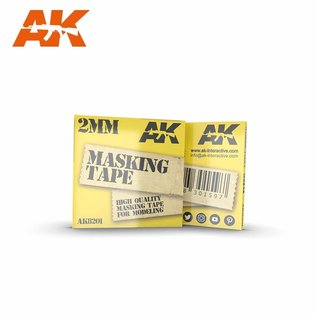 AK Interactive Masking tape 2mm / Maskierband 2mm