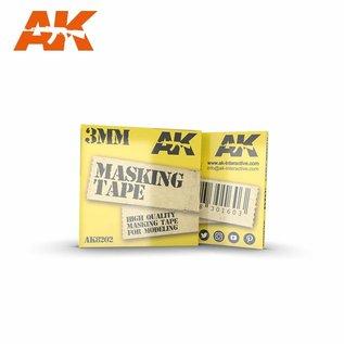 AK Interactive Masking tape 3mm / Maskierband 3mm