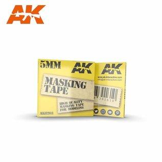 AK Interactive Masking tape 5mm / Maskierband 5mm