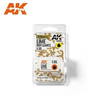 AK Interactive Lime dry leaves / vertrocknete Limettenblätter