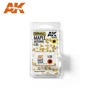 AK Interactive Maple autumn / Ahorn-Herbstlaub