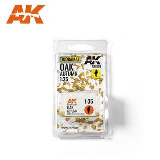 AK Interactive Oak autumn / Eichen-Herbstlaub