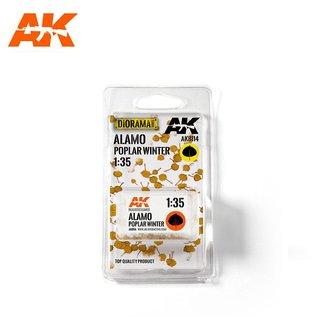 AK Interactive Alamo/Poplar Winter / Pappelblätter Winter