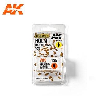 AK Interactive Holm oak autumn / Steineichen-Herbstlaub