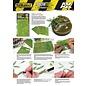 AK Interactive Dry Fern / vertrocknete Farnblätter 1:32 & 1:35