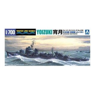 Aoshima I.J.N. Destroyer Yoizuki - Waterline No. 439 - 1:700