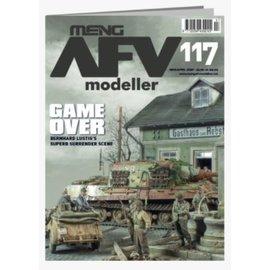 """AFV Modeller AFV Modeller - No. 117 """"Game Over"""""""