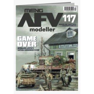 """AFV Modeller No. 117 """"Game Over"""""""
