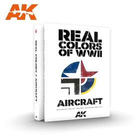 AK Interactive AK Interactive - Real Colors of WWII for Aircraft
