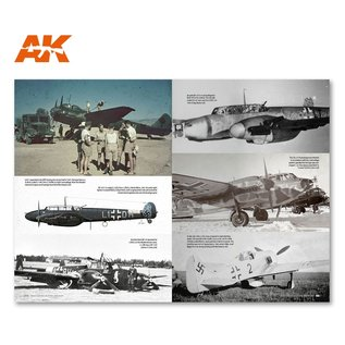 AK Interactive Real Colors of WWII for Aircraft