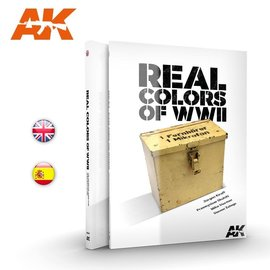 AK Interactive AK Interactive - Real Colors of WWII - AFV