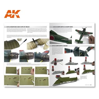 AK Interactive F.A.Q. Aircraft Scale Modelling