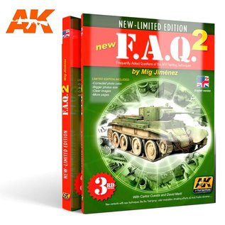 AK Interactive F.A.Q. 2 Limited Edition