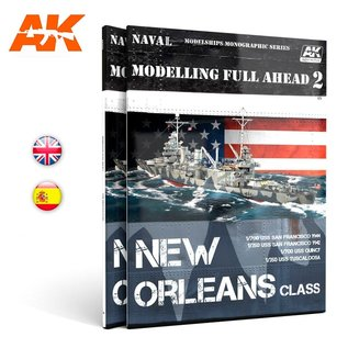 AK Interactive Modelling full ahead 2 - New Orleans Class