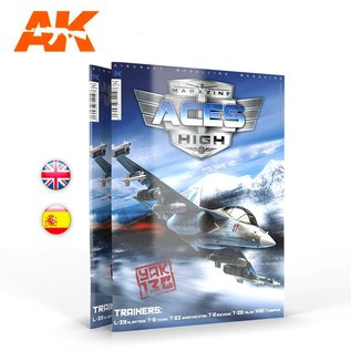 AK Interactive Aces High 18 - Trainers