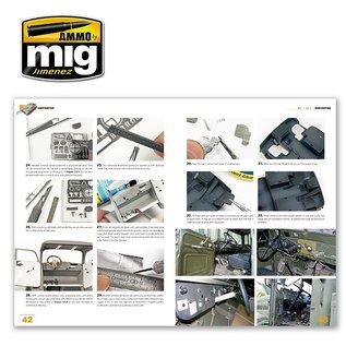 AMMO by MIG Enzyklopädie der gepanzerten Fahrzeuge - Vol. 1 Zusammenbau