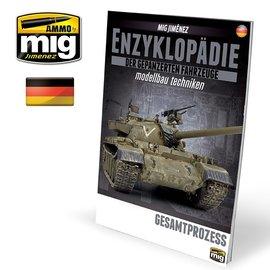 AMMO by MIG AMMO - Enzyklopädie der gepanzerten Fahrzeuge - Vol. 6 Gesamtprozess / Zusammenfassung