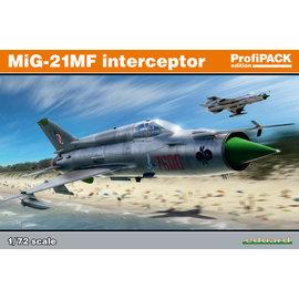 Eduard Eduard - MiG-21MF Interceptor - 1:72