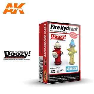 AK Interactive Fire Hydrant - 1:24