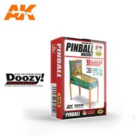 AK Interactive Doozy! - USA 1940-1950's Pinball Machine - 1:24