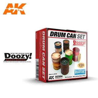 AK Interactive Drum Can Set - 1:24