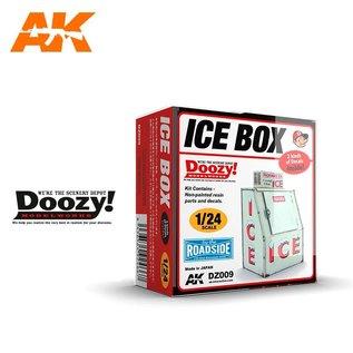 AK Interactive Ice Box - 1:24