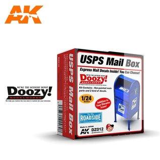 AK Interactive USPS Mail Box - 1:24