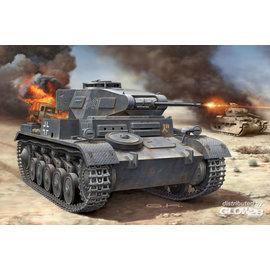 Revell Revell - PzKpfw II Ausf. F - 1:76