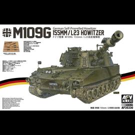 AFV-Club AFV-Club - M109G 155mm/L23 German self-propelled Howitzer - 1:35