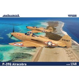 Eduard Eduard - Bell P-39Q Airacobra - Weekend Edition - 1:48