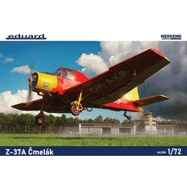 Eduard Eduard - Let Z-37A Čmelák - Weekend Edition - 1:72