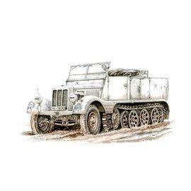 Special Armour Special Armour - Sd.Kfz. 11 Leichter Zugkraftwagen 3t - 1:72