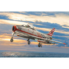 Italeri Italeri - North American FJ-2/3 Fury - 1:48