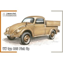 """Special Armour Special Armour - VW Typ 825 """"pick up"""" - 1:35"""