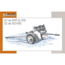 Special Armour Special Armour - dt. 3,7cm PaK 37(t) - 1:35