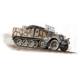 Special Armour Special Armour - Sd.Kfz. 11/4 Nebelkraftwagen - 1:72