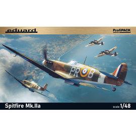 Eduard Eduard - Supermarine Spitfire Mk.IIa - Profipack - 1:48