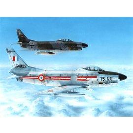 Special Hobby Special Hobby - F-86K Armés de l'Air & Bundesluftwaffe - 1:48