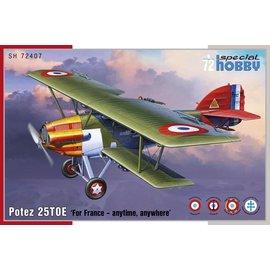 Special Hobby Special Hobby - Potez 25 TOE - 1:72