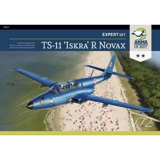 Arma Hobby TS-11 Iskra R NOVAX Expert Set - 1:72