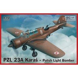 IBG Models IBG - PZL 23A Karaś – Polish Light Bomber - 1:72