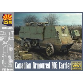 Copper State Models Copper State Models - Canadian Armoured MG Carrier - 1:35