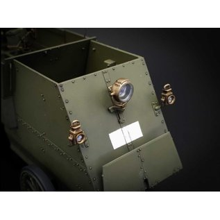 Copper State Models Canadian Armoured MG Carrier - 1:35