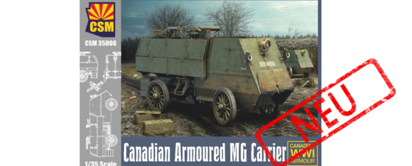Canadian MG Carrier