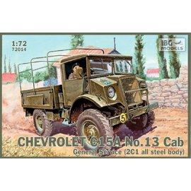 IBG Models IBG - Chevrolet C15A No.13 General Service  - 1:72