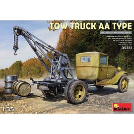 MiniArt MiniArt - GAZ AA Tow Truck / Abschleppwagen - 1:35