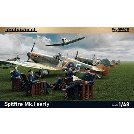 Eduard Eduard - Supermarine Spitfire Mk. I early - Profipack - 1:48