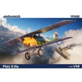 Eduard Eduard - Pfalz D.IIIa - Weekend Edition - 1:48